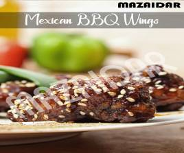 Mexican BBQ Wings